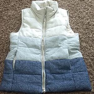 Cute cozy vest